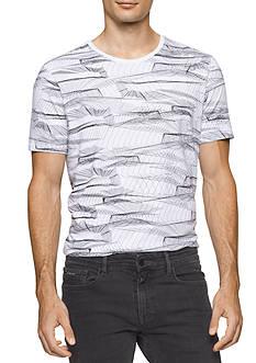 Calvin Klein Jeans Short Sleeve Wire Crew Neck Tee