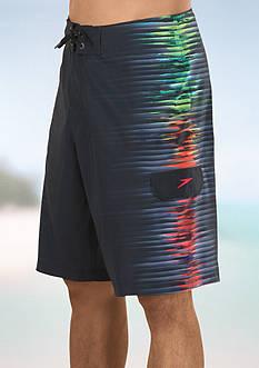 speedo Interference Glow E-Board Shorts
