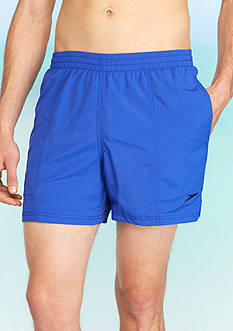 Speedo® 5-in. Solid Color Volley Shorts
