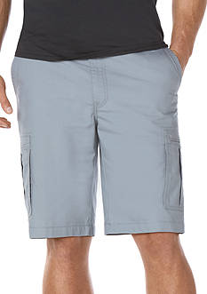 Savane® Eco-Start 10-in. Canvas Cargo Shorts
