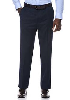 Savane Classic Travel Intelligence Navy Pinstripe Suit Separate Pants