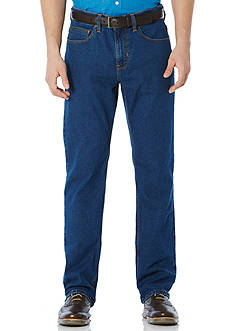 Savane Big and Tall Active Flex Denim Pants