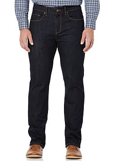 Savane® Big and Tall Active Flex Denim Pants