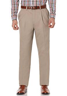 Savane Pleated Stretch Ultimate Performance Chino Pants