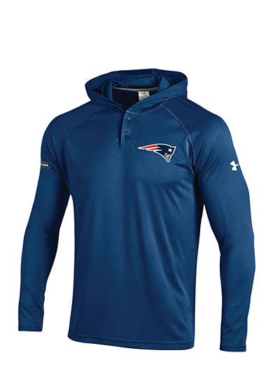 Under Armour® New England Patriots NFL Tech Hoodie