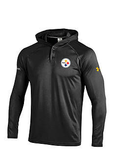 Under Armour Pittsburgh Steelers NFL Tech Hoodie