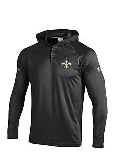 Under Armour New Orleans Saints NFL Tech Hoodie