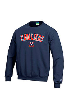 Champion Virginia Cavaliers Crew Neck Fleece Sweatshirt