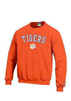 Champion® Clemson Tigers Crew Neck Sweatshirt