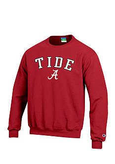 Champion Alabama Crimson Tide Crew Fleece Sweatshirt