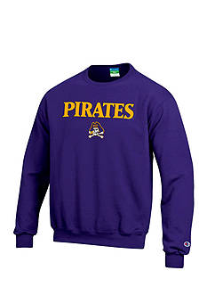Champion East Carolina Pirates Crew Neck Fleece Sweatshirt