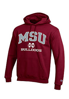 Champion Mississippi State Bulldog Hoodie Fleece