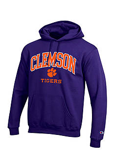 Champion® Clemson Tigers Hoodie Fleece
