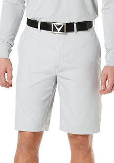 Callaway Golf Flat-Front Tech Shorts