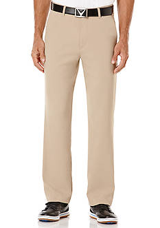 Callaway® Golf Classic Fit Flat Front Pants