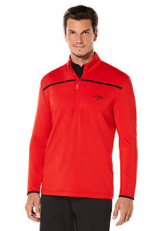 Callaway® Golf Golf Performance 1/4 Zip Long Sleeve Premium Base Pullover