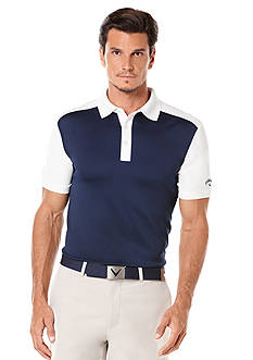 Callaway Golf Color Block Flash Polo Shirt