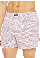 Polo Ralph Lauren Plaid Cotton Boxer