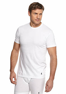 Polo Ralph Lauren Classic-Fit Crew Neck Tees - 4 Pack