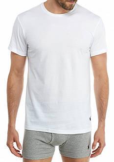 Polo Ralph Lauren Classic Crew Neckline T-Shirts - 4 Pack