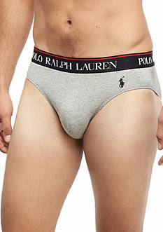 Polo Ralph Lauren Stretch Comfort Briefs 3 - Pack