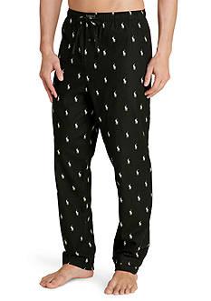 Polo Ralph Lauren Flannel Lounge Pant