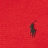 Big & Tall: Sleep & Loungewear Sale: Franklin Red Polo Ralph Lauren Big & Tall Thermal Crew Neck Shirt