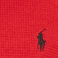 Young Men: Sleep & Loungewear Sale: Franklin Red Polo Ralph Lauren Thermal Crew Neck Shirt