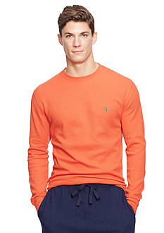 Polo Ralph Lauren Long-Sleeved Crew Neck Thermal