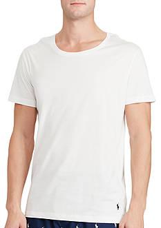 Polo Ralph Lauren Cotton-Modal Crew Neck Sleep Shirt