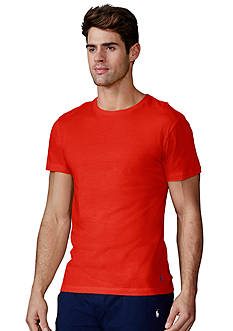 Polo Ralph Lauren Jersey Crew Neck T-Shirt