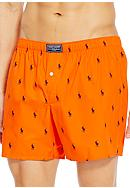 Polo Ralph Lauren Pony Print Cotton Boxers