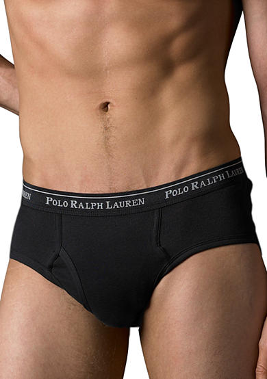 Polo Ralph Lauren Big & Tall Mid-Rise Brief