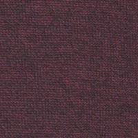Mens Zip Up Sweater: Dark Chestnut Calvin Klein Mock Neck Merino Quarter Zip Sweater