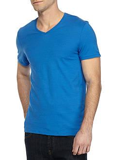 Calvin Klein Short Sleeve V-Neck Shirt