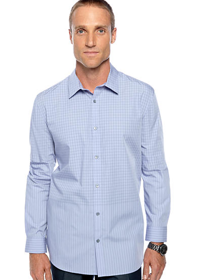 Calvin Klein Engineer Plaid Shirt
