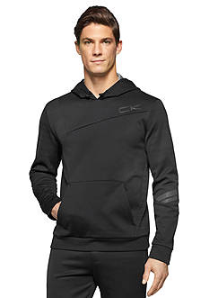 Calvin Klein Performance Space Dye Fleece Hoodie