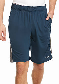 Calvin Klein Performance Mix Media Shorts
