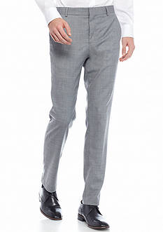 Calvin Klein Chambray Twill Dress Pants