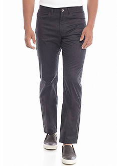 Calvin Klein 5 Pocket Cotton Heather Twill Pants