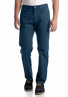 Calvin Klein Straight-Fit Calvary Twill Pants