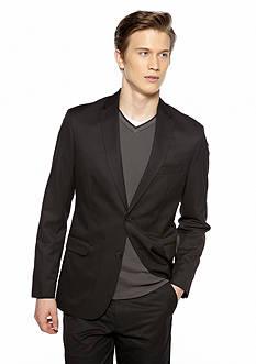 Calvin Klein Slim Fit Solid Twill Blazer