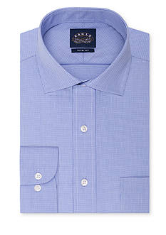 Eagle Shirtmakers Non-Iron Regular Fit Dress Shirt