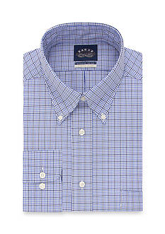 Eagle Shirtmakers Non Iron Regular Fit Stretch Collar Dress Shirt