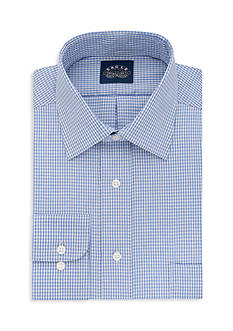 Eagle Shirtmakers Eagle Non Iron Stretch Collar Regular Fit Dress Shirt