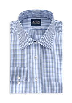 Eagle Shirtmakers Eagle Non Iron Stretch Collar Regular Fit Dress Shirt