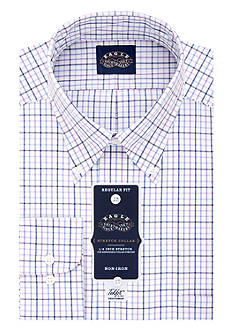 Eagle Shirtmakers Big & Tall Non Iron Stretch Collar Dress Shirt