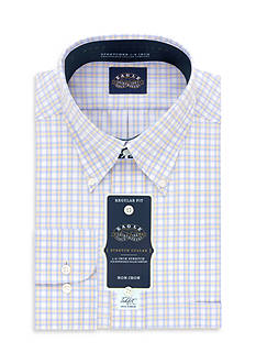 Eagle Shirtmakers Non Iron Regular Fit Dress Shirt