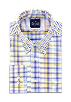 Eagle Big & Tall Non Iron Stretch Collar Dress Shirt