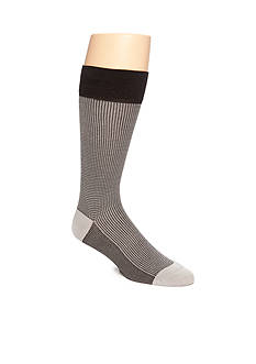 Tallia Orange Box Neat Crew Socks - Single Pair